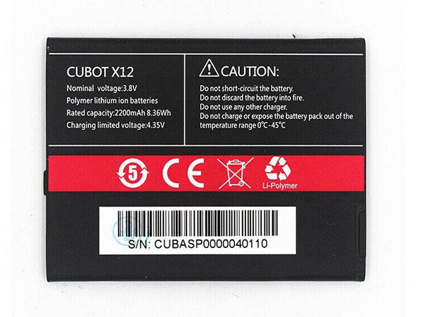Battery x12