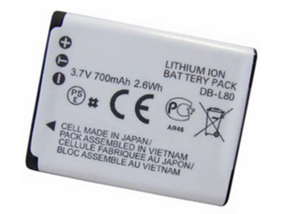 Battery DB-L80