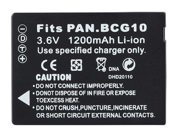 Battery DMW-BCG10