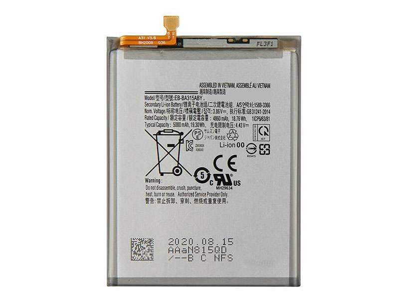 Battery EB-BA315ABY