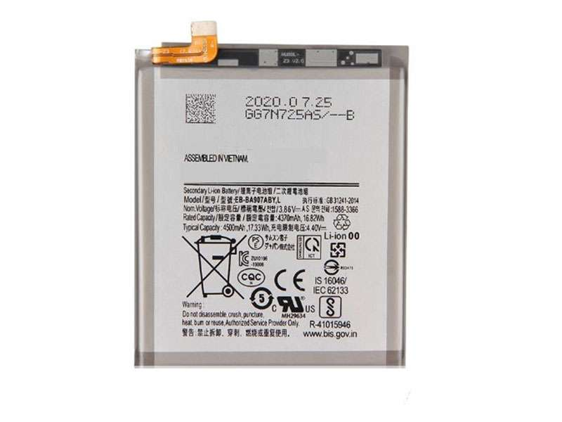Battery EB-BA907ABY