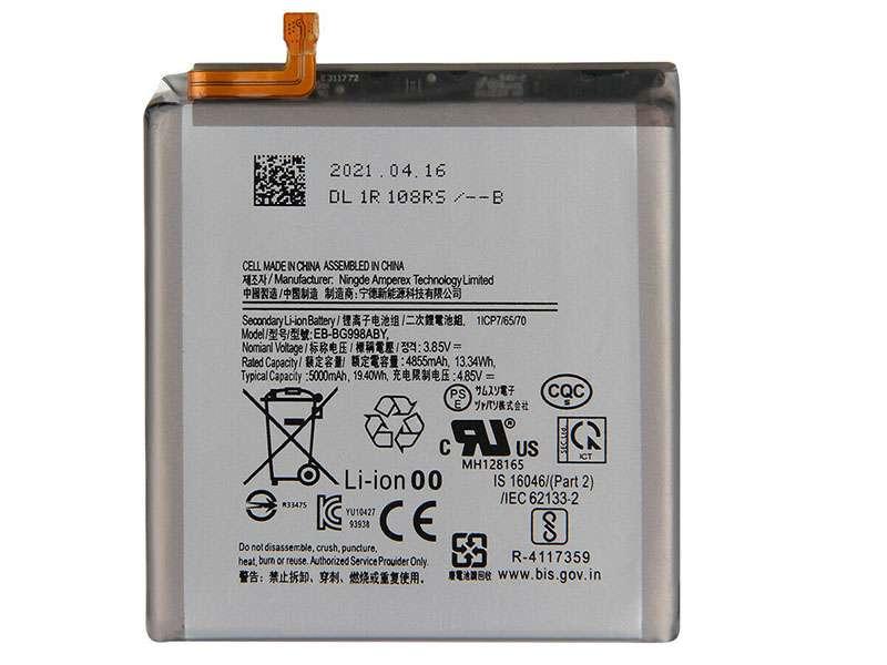 Battery EB-BG998ABY