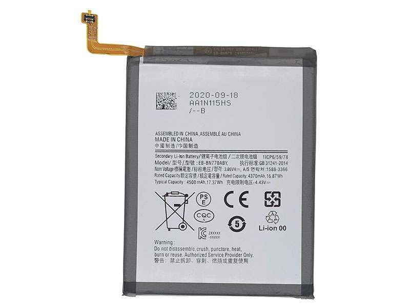 Battery EB-BN770ABY