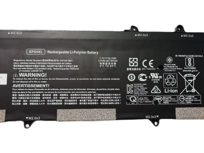 Battery EP04XL