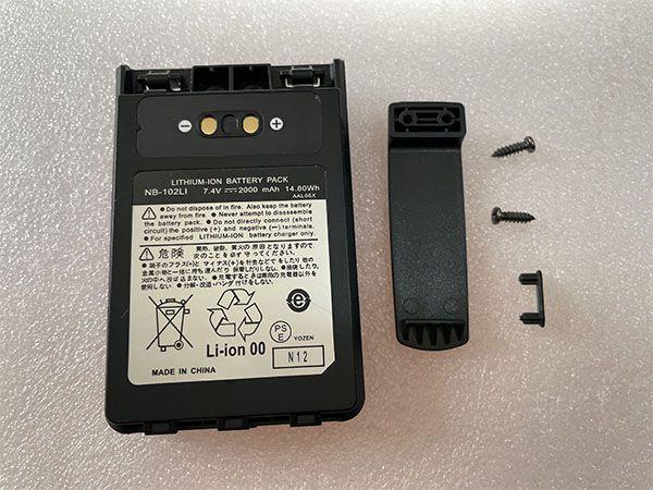 Battery FNB-102LI