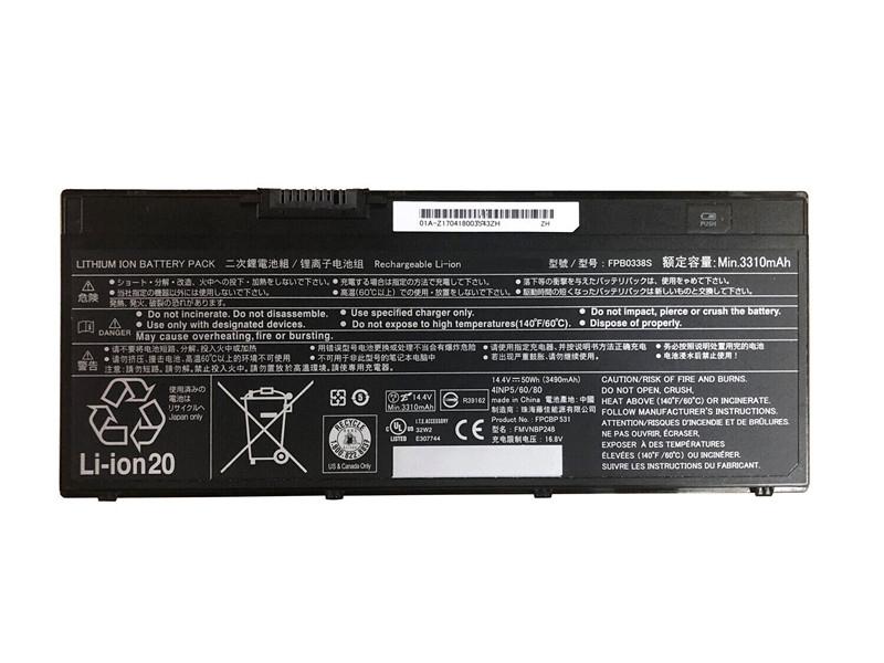 Battery FPB0338S