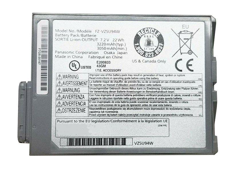 Battery FZ-VZSU94W