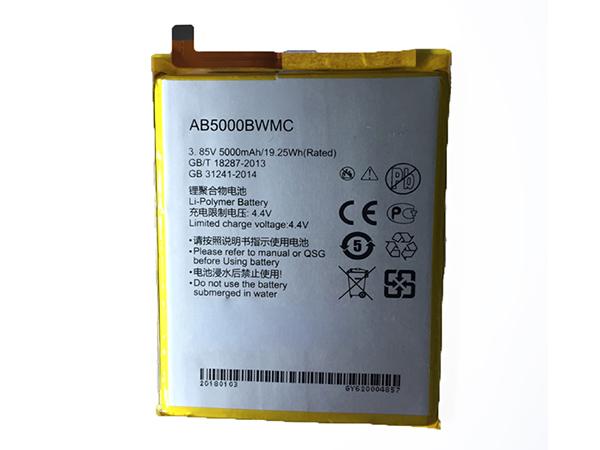 Battery AB5000BWMC