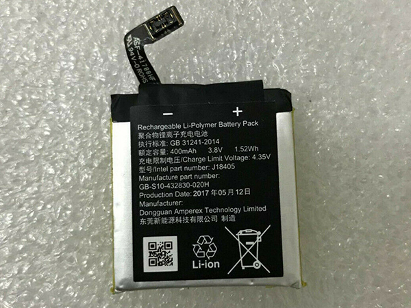 Battery GB-S10-432830-020H