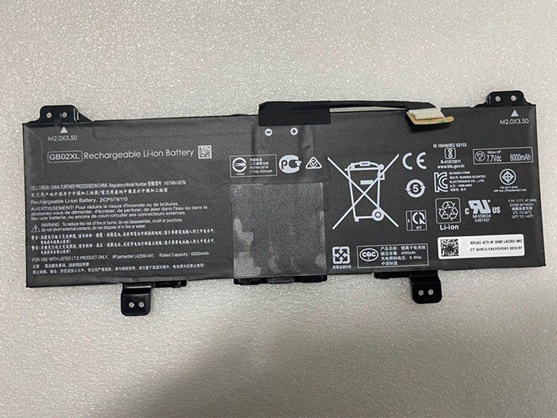 Battery GB02XL