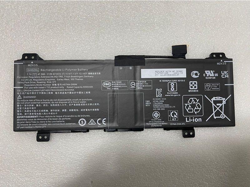 Battery GH02XL