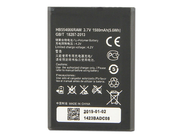Battery HB554666RAW