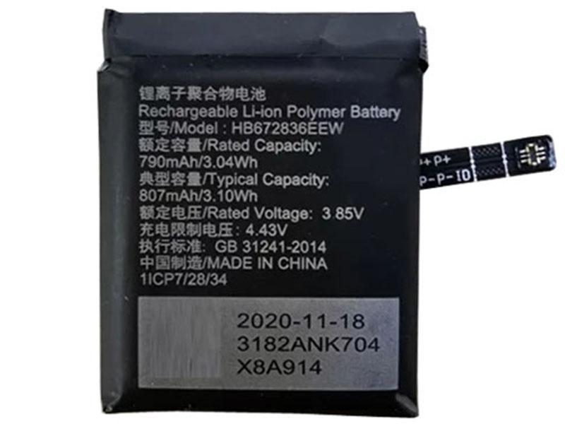 Battery HB672836EEW