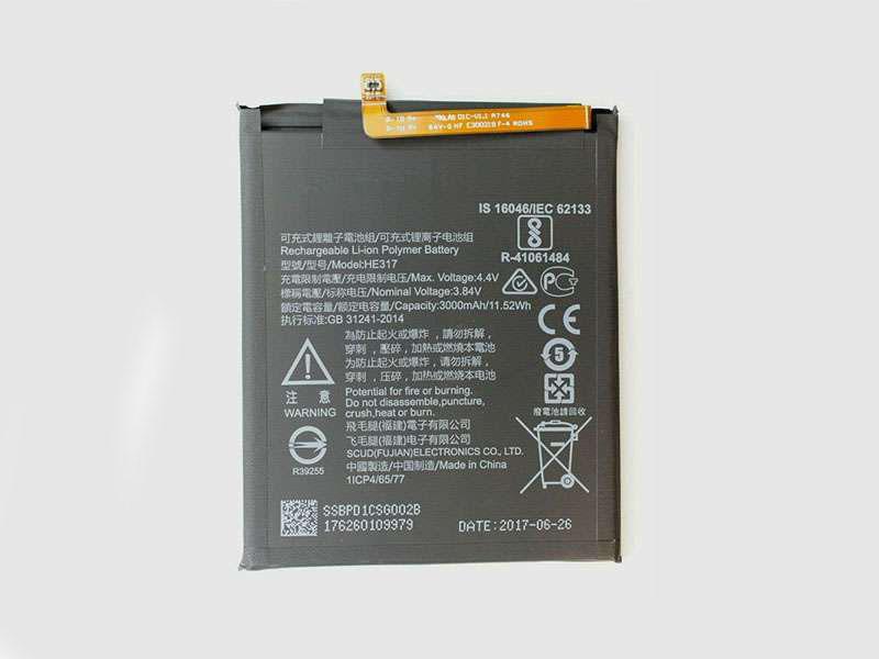 Battery HE317