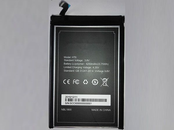 Battery HT6