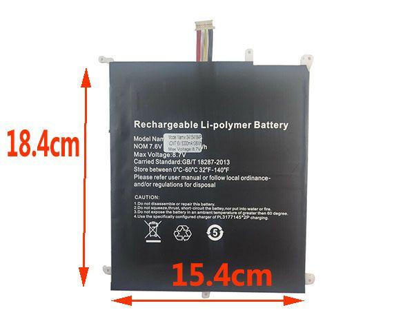 Battery HW-34154184