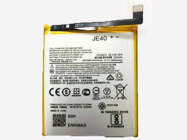 Battery JE40