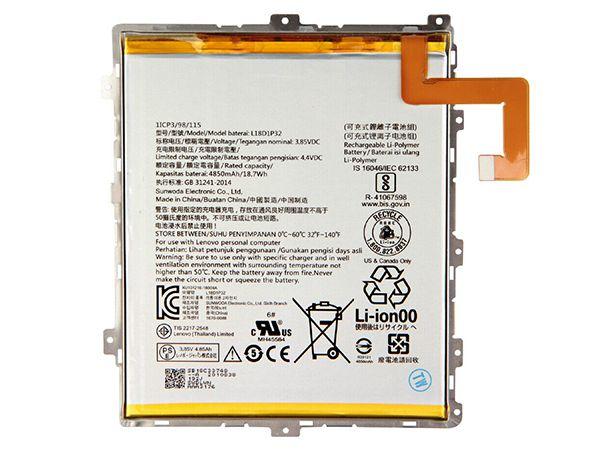 Battery L18D1P32
