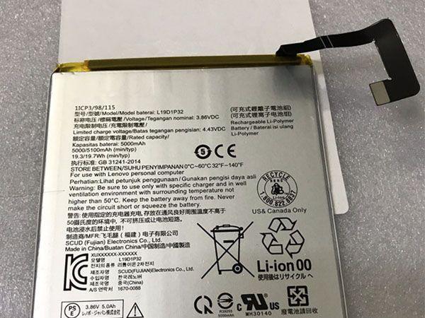 Lenovo L19D1P32