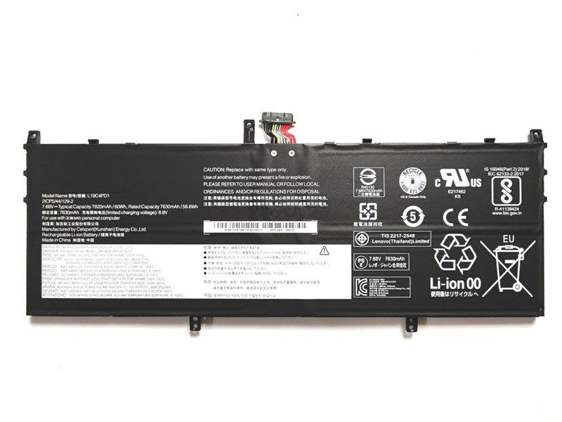 Battery L19D4PD1