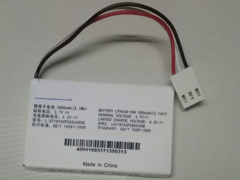 Battery LI3710T42P3S543556