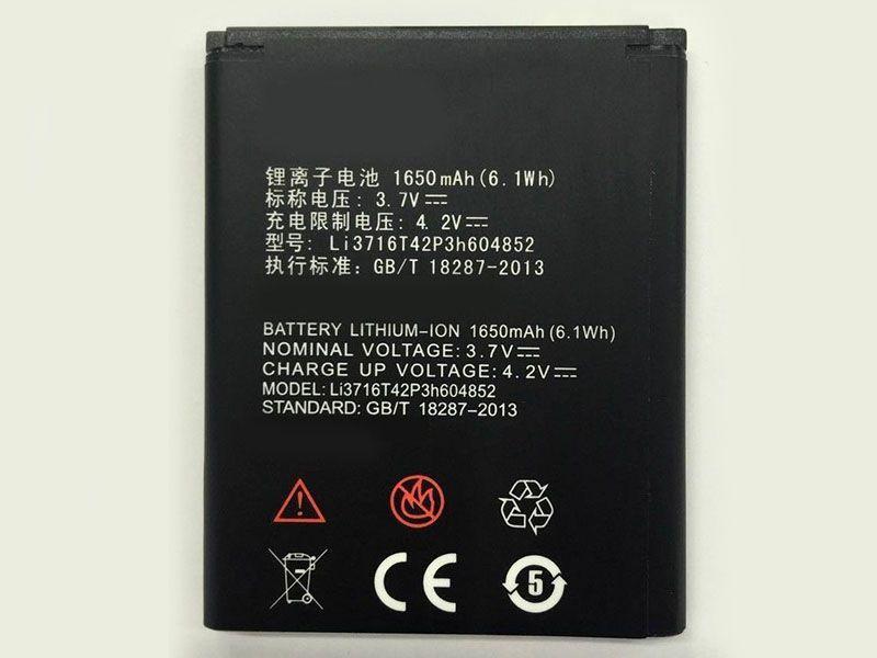 Battery LI3716T42P3H604852