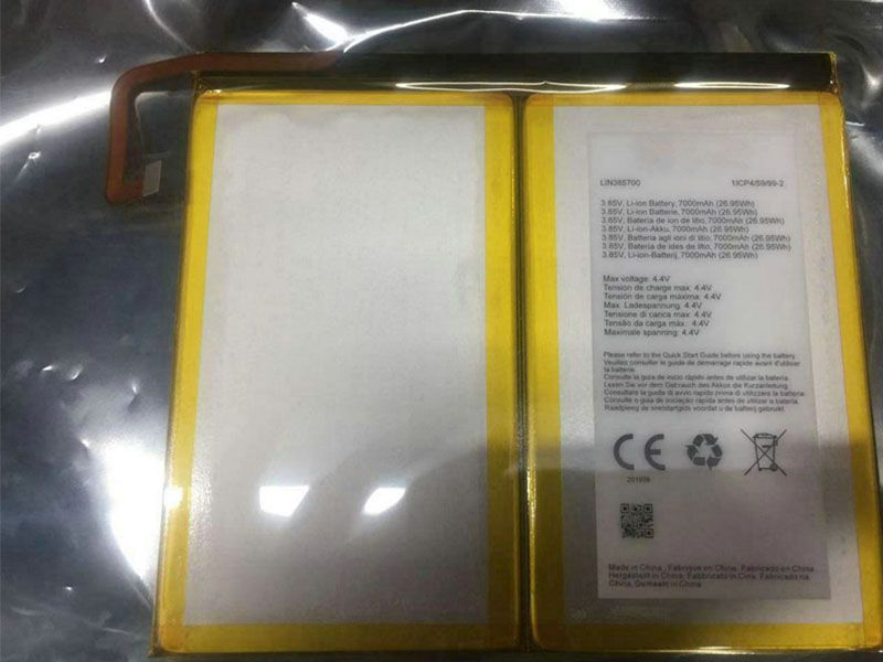 Battery LIN385700