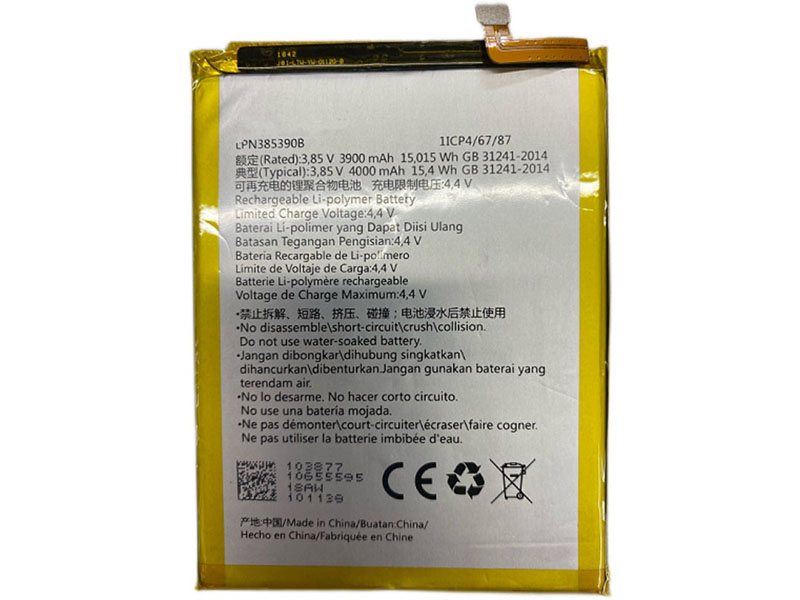 Battery LPN385390B