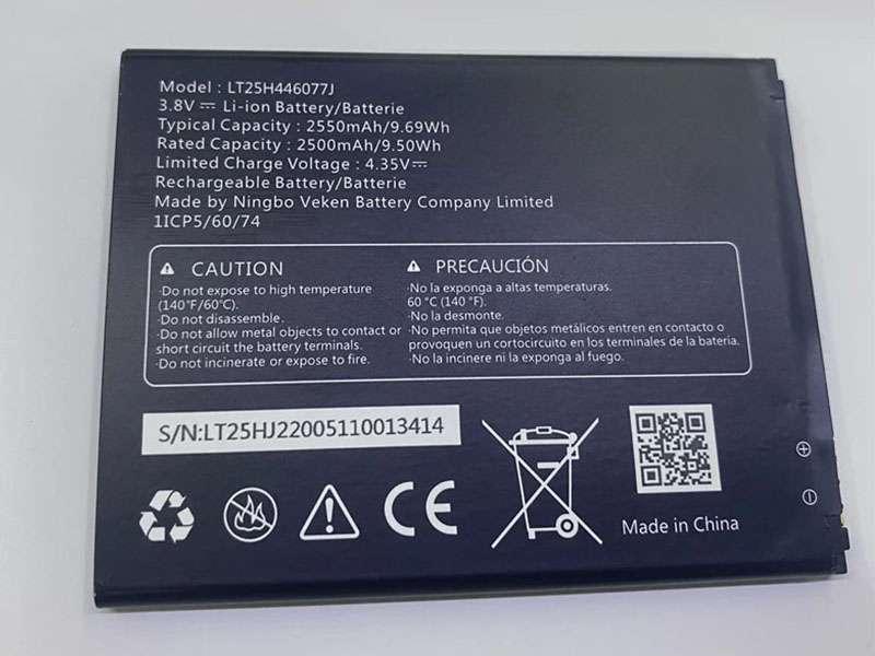Battery LT25H446077J