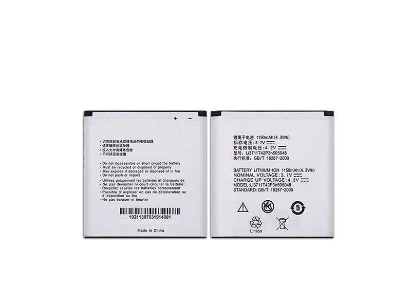 Battery Li3711T42P3h505048
