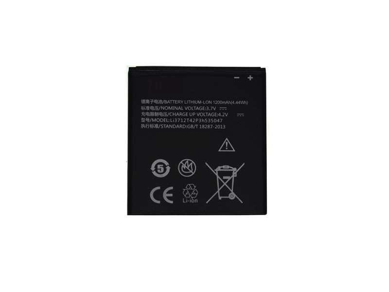 Battery Li3712T42P3h535047