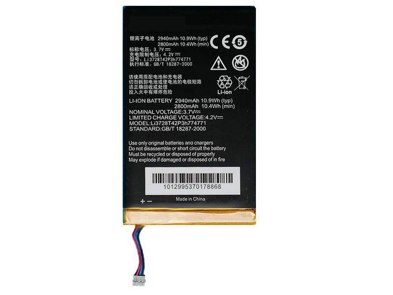 Battery Li3728T42P3h774771