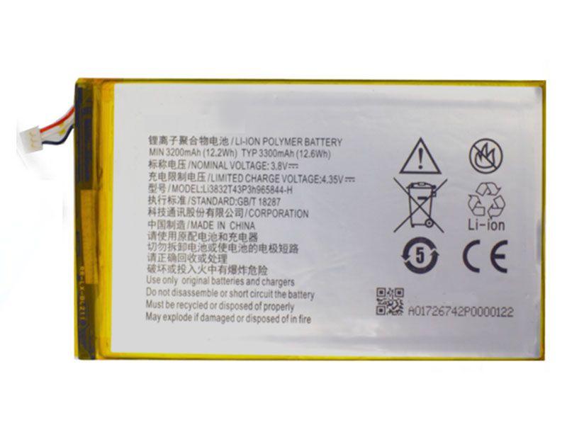 Battery Li3832T43P3h965844-H