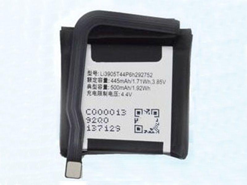 Battery Li3905T44P6h292752