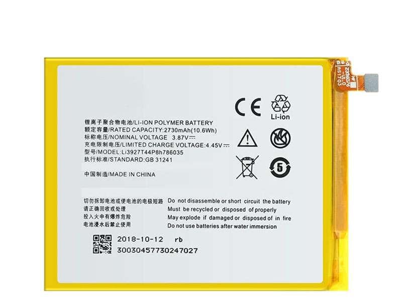 Battery Li3927T44P8h786035