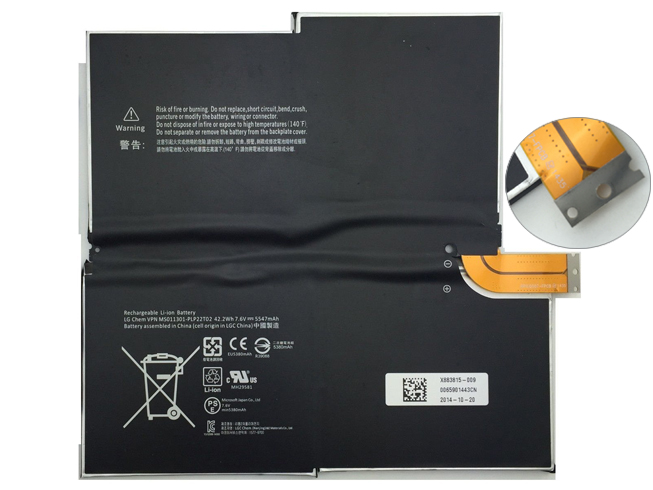 Battery 1577-9700