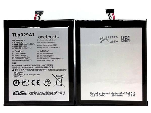 Battery TLp029A1
