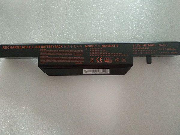 Battery N650BAT-6