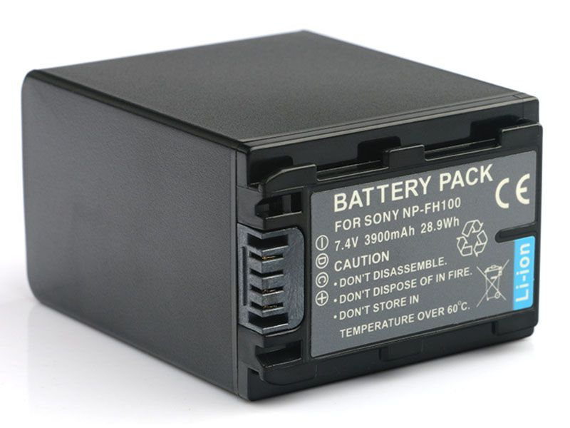 Battery NP-FH100