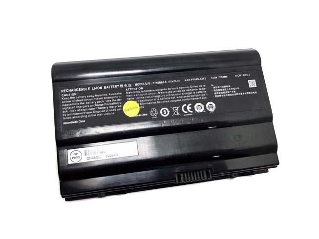 Battery P750BAT-8