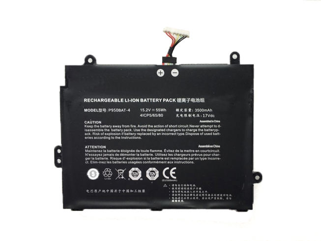 Battery P950BAT-4