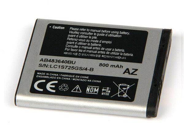 Battery AB483640BU