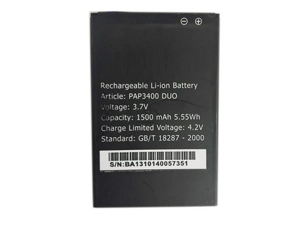 Battery PAP3400Duo