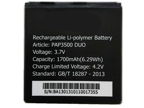 Battery PAP3500Duo