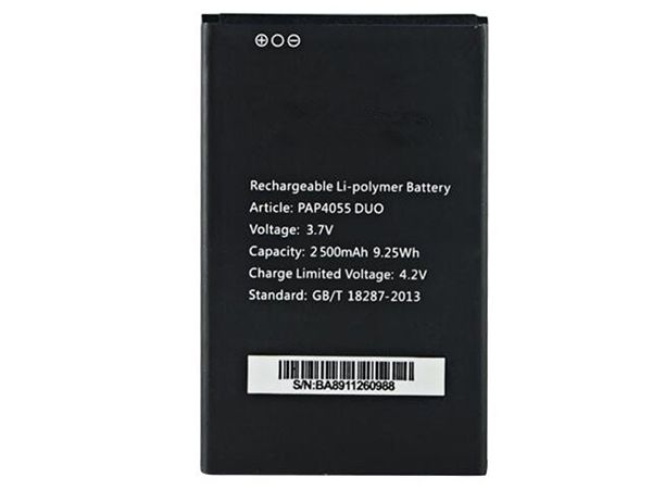 Battery PAP4055DUO