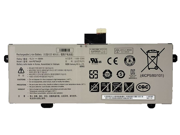 Battery AA-PBTN4GP