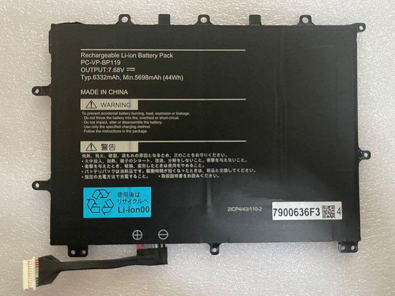 Battery PC-VP-BP119