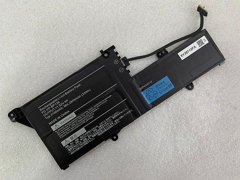 Battery PC-VP-BP126