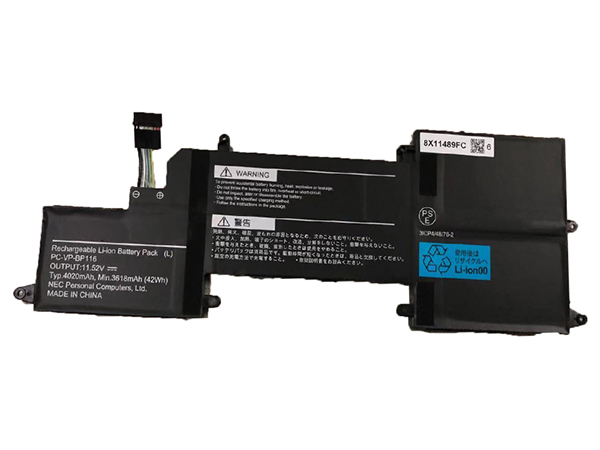 Battery PC-VP-BP116