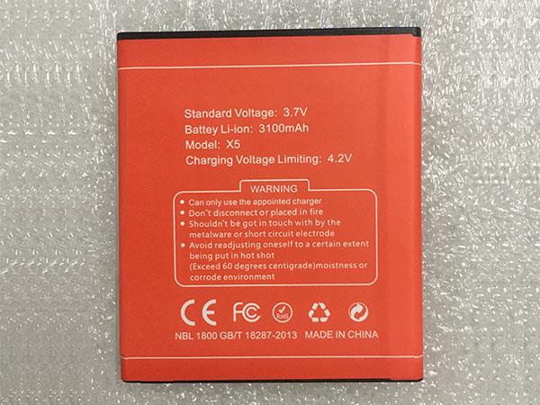 Battery x5_pro
